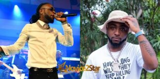 Burna Boy And Davido Reportedly Exchange Blows In Ghana (VIDEO)