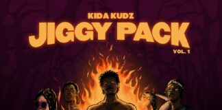 "STREAM: Kida Kudz - ""Jiggy Pack"" Vol. 1 EP"