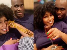 Nollywood Actress, Rita Dominic, Finds Love At 45 As She shows Off Her New Man