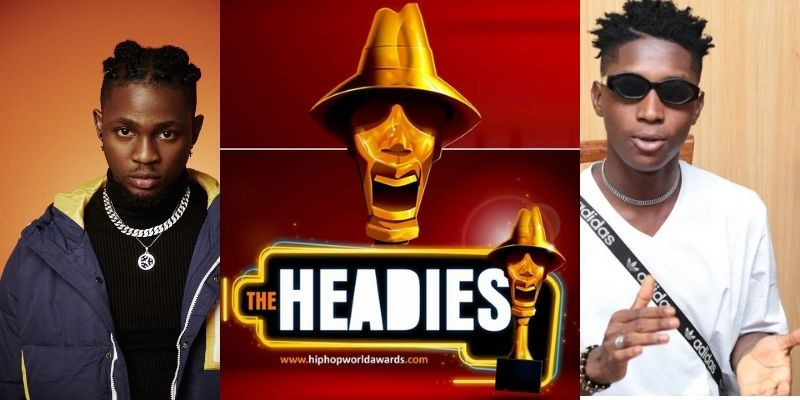 Omah Lay, Bella Shmurda And Others Gets Nominated For 'Next Rated' Category On Headies Award 2020