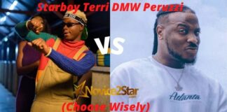 Starboy Terri VS DMW Peruzzi (Choose Wisely)