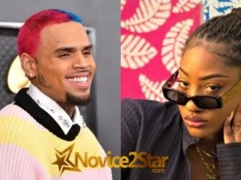 """Tems Is Fire"" - Chris Brown Showers Accolade To Nigerian Singer, Tems"