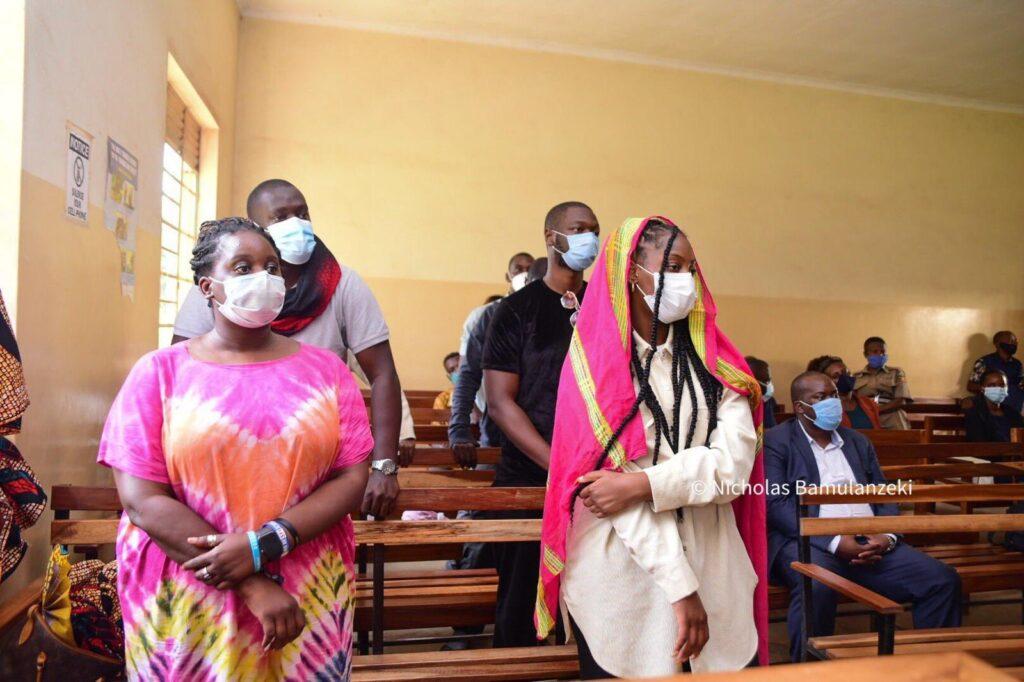 Tems arrested in uganda
