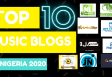 Top Music Blogs In Nigeria 2020