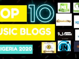 Top Music Blogs In Nigeria 2020