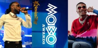 Wizkid, Burna Boy Tops Other International Artists To Win Big In The 2020 MOBO Awards (Full List)