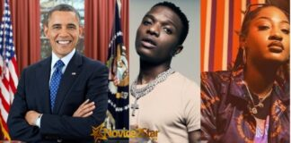 "Wizkid's ""Essence"", Featuring Tems. Made It To Barack Obama's Favourite Songs Of 2020"
