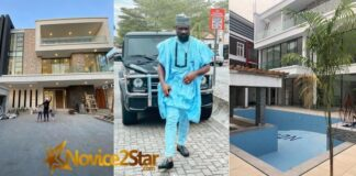 """Xmas Came Early"" - Jude Okoye Says As He Shows Off Newly Built Mansion (PHOTOS)"