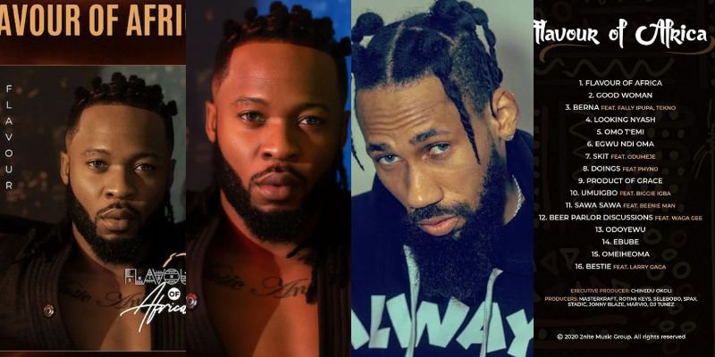 """Flavour - """"Doings"""" Feat. Phyno [Audio]"""
