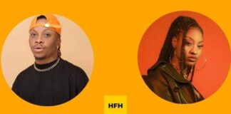 Omah Lay Vs Bella Shmurda - Vote Your Headies Next Rated 2020