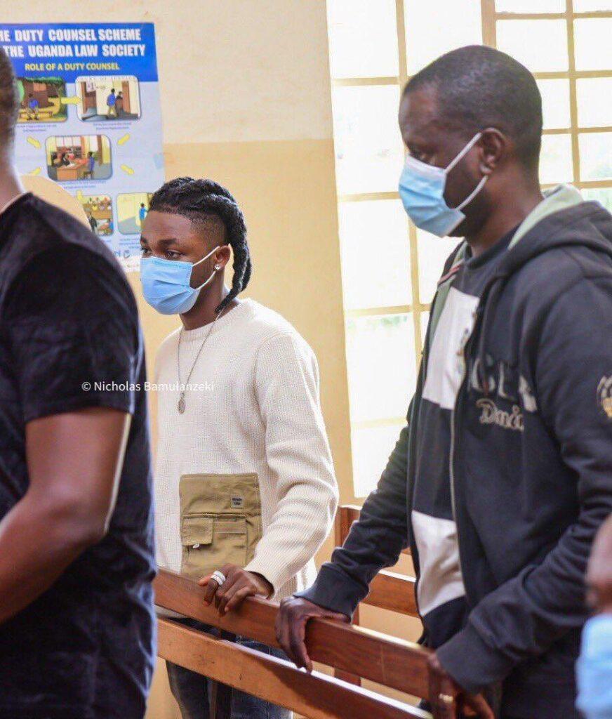 Omah Lay arrested in Uganda