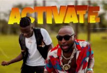 Stonebwoy Activate feat. Davido