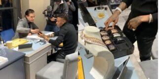 Wizkid Spends Millions Of Naira On VVS Diamonds