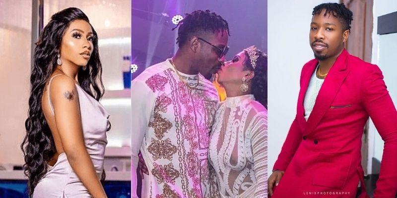 BBNaija Ike Posts Video Of Himself With Two Ladies In Bed After Mercy Eke Twerking For Man Goes Viral (VIDEO)