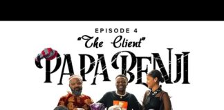 BasketMouth - Papa Benji Episode 4 (Video)