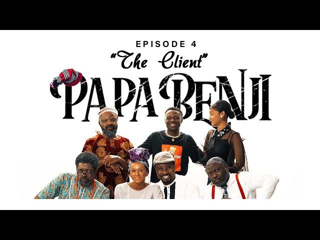 BasketMouth - Papa Benji Episode 4 (Video)