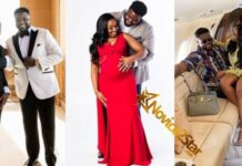 Davido's Elder Brother, Adewale Adeleke, And His Wife Welcomes Their First Child