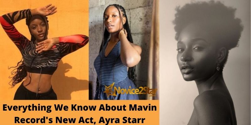 Everything We Know About Mavin Record's New Act, Ayra Starr
