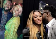 """I Promise To Never Block You On WhatsApp And Instagram"" - Comedian Basketmouth Assures DJ Cuppy"