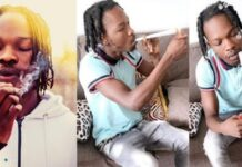 """I'm Always High, I Smoke 28 Grams Everyday"" - Naira Marley Brags"