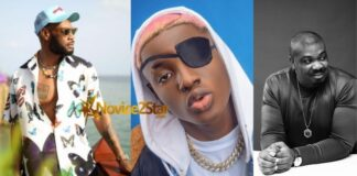 Jonzing World And Mavin Records Signs A New Artist, Ruger