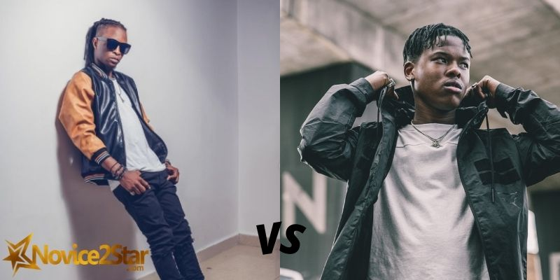 Laycon VS Nasty C: Who Is Your Pick?