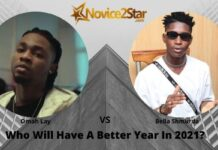 Omah Lay VS Bella Shmurda: Who Will Have A Better Year In 2021?