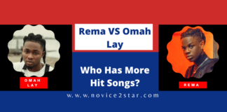 Rema VS Omah Lay, Who Has More Hit Songs?