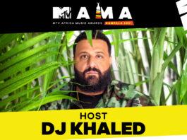 DJ Khaled To Host MTV African Music Award 2021