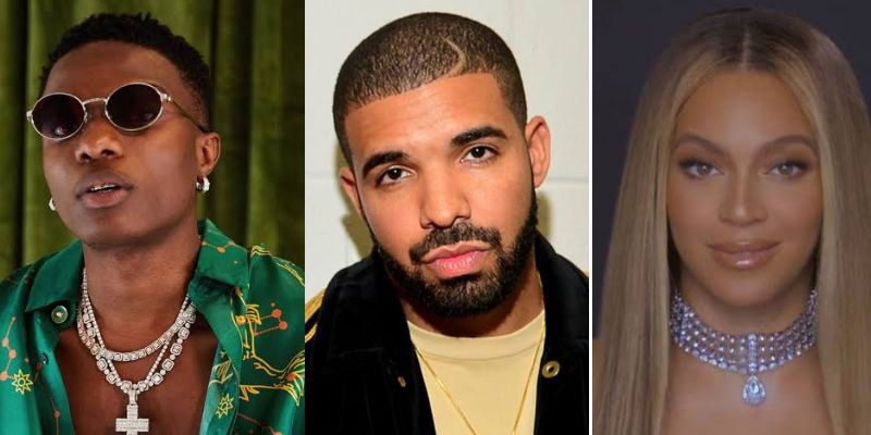 'Wizkid Is An Impact Maker', He Made Drake And Beyonce More Famous – Twitter Claims