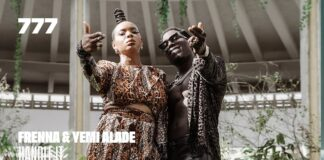 Yemi Alade and Frenna Handle it video