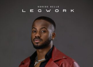 Korede Bello Leg Work