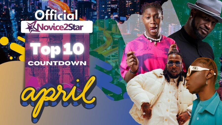Top 10 Nigerian Songs Of April 2021 (Afrobeats Chart)