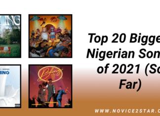 Top Nigerian Songs 2021
