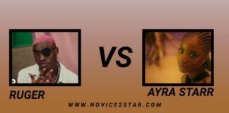 RUGER VS AYRA STARR