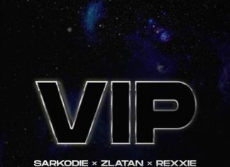 Sarkodie,Zlatan, Rexxie VIP